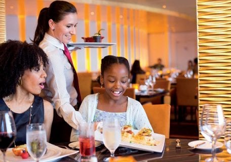 Top 6 Restaurants On Board Carnival Paradise