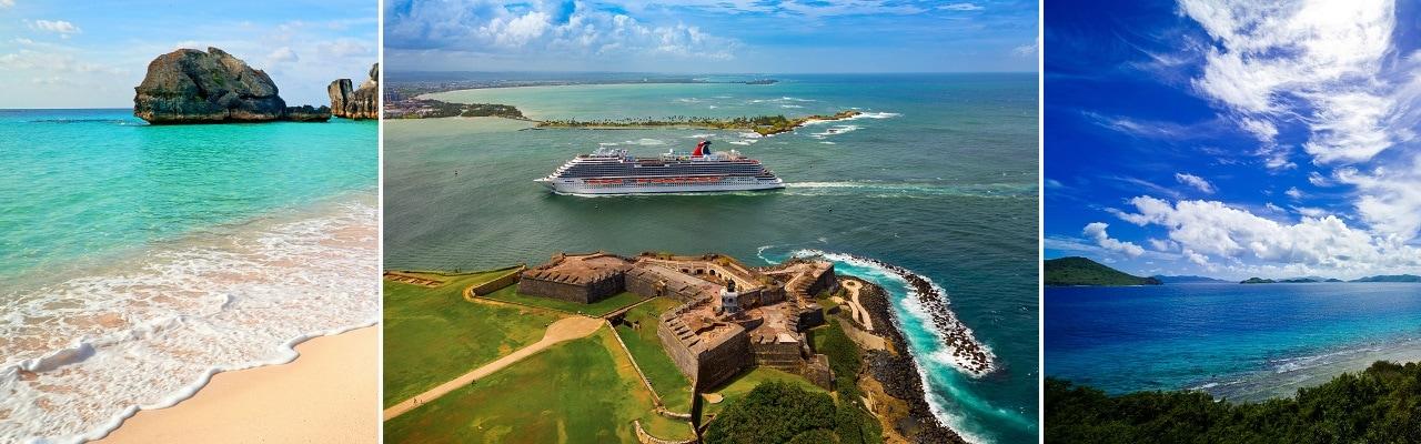 Caribbean Cruise Destinations: Which Islands Are Where ...  |Caribbean Cruise Destinations