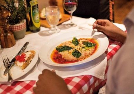 Cucina Del Capitano's® Chicken Parmigiana Recipe