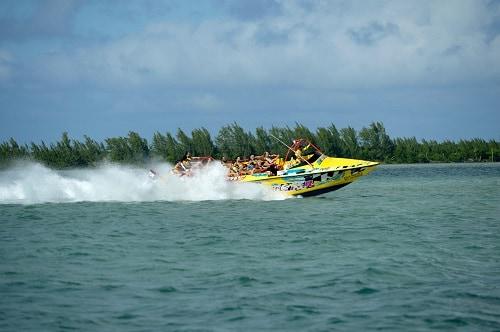 passion island passenger speed boat