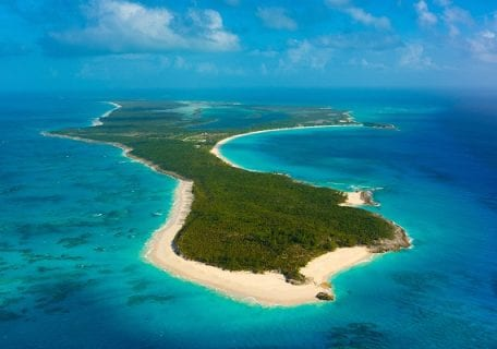 Gorgeous Private Islands You Can Experience by Cruise