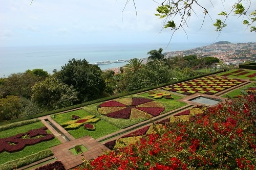 portugal's famous botanical gardens