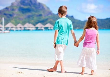 Top 5 South Pacific Islands for Families