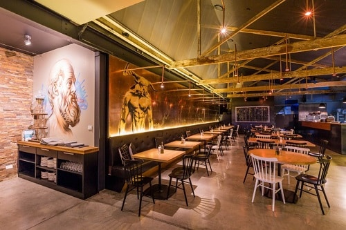 a restaurant in hobart tasmania