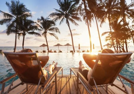 Destinations with thrills and spots to chill