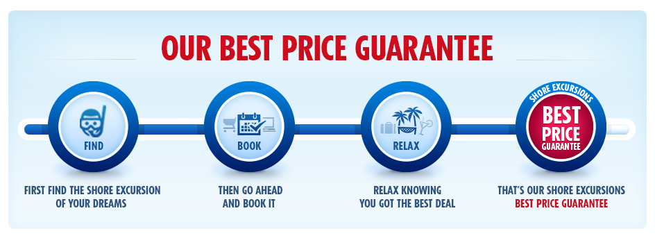 Best Price Guarantee on Shore Excursions | Carnival Cruise Line