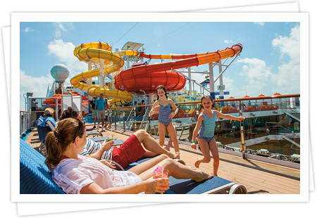 Carnival cruise deals for past guests
