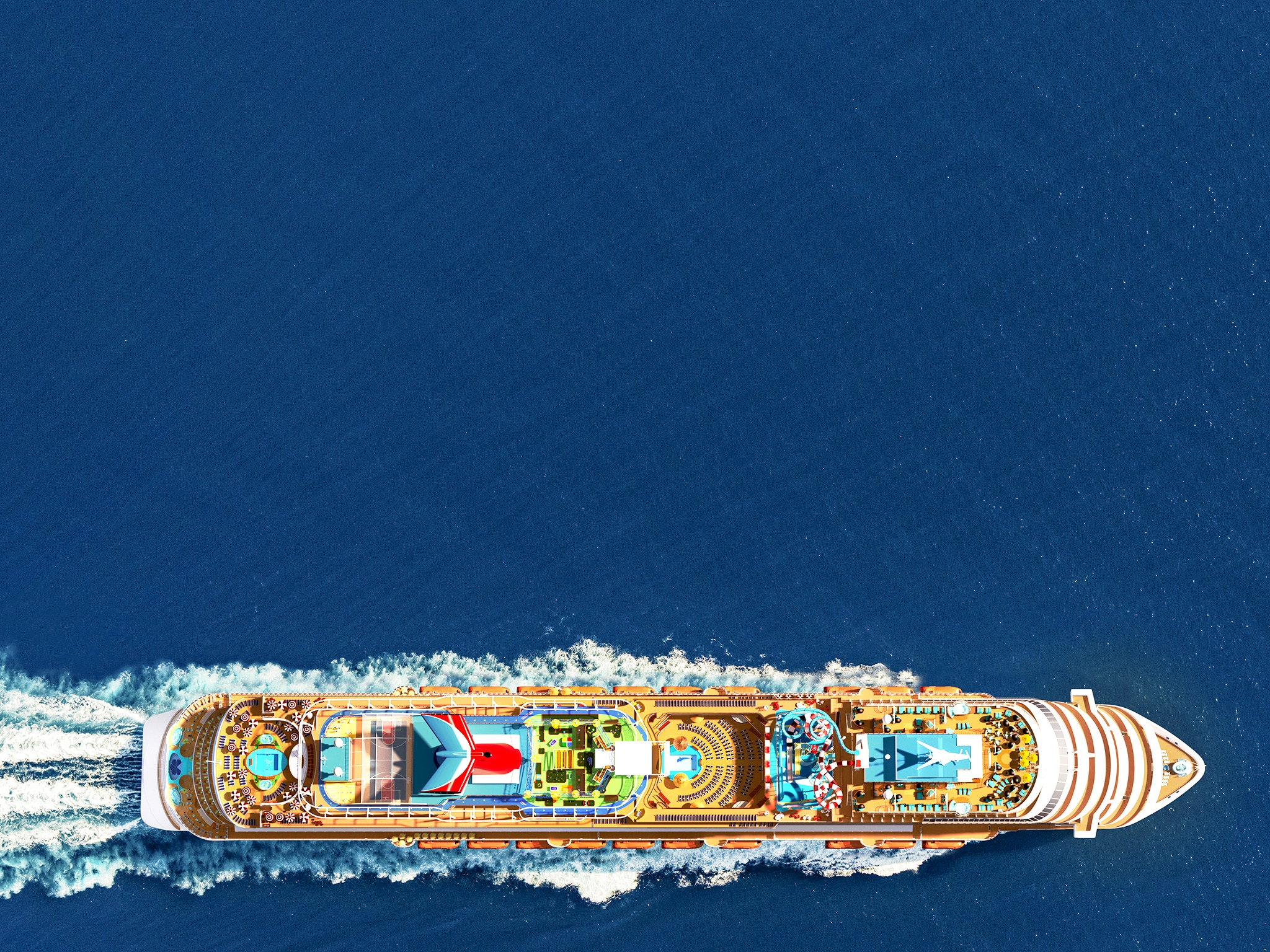 Photo Carnival Cruise Magic Deck Plans Images Know More