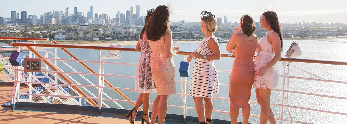 Celebrate the Melbourne Cup with Carnival