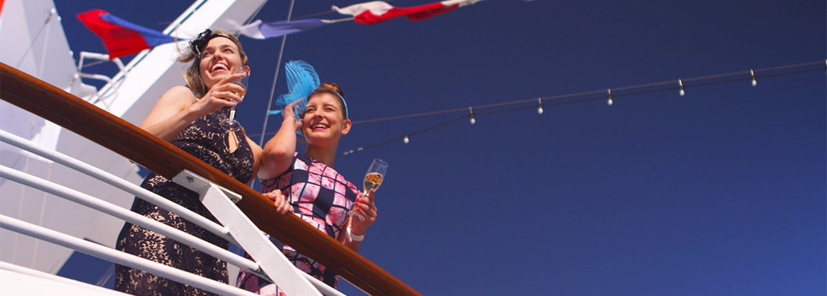 Experience the Melbourne Cup on a Carnival Cruise