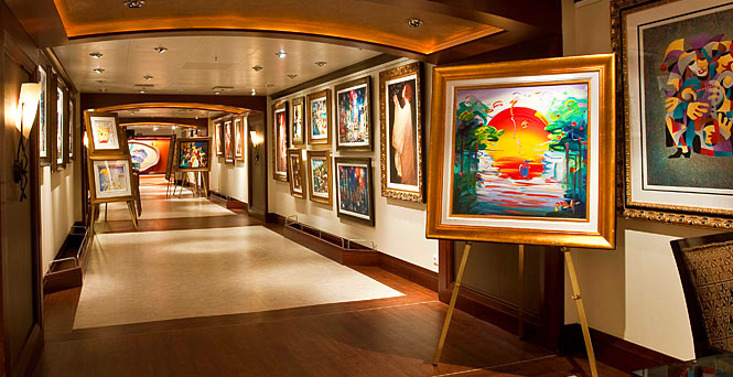 Carnival Cruise Art Gallery  Carnival Cruise Lines