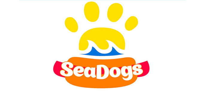 SeaDogs makes great snacking simple: walk up, grab one and make it your own with tasty toppings.