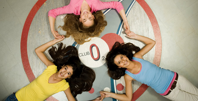 Expand your circle of friends at Club O2.