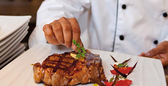 Carnival Steak House And Cruise Menu
