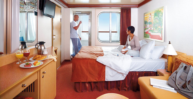 Balcony Staterooms  Carnival Balcony Room  Carnival Cruise Lines