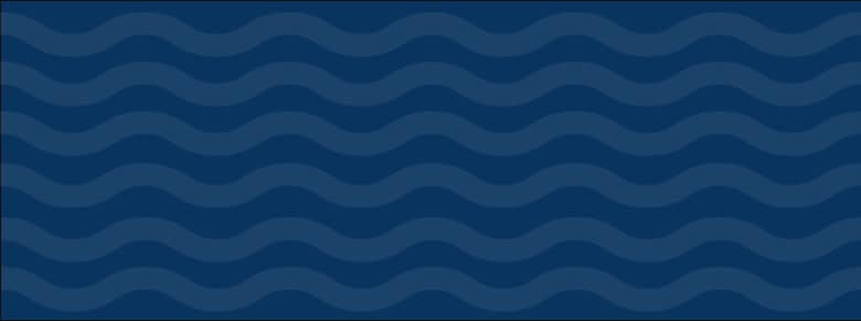 gradient background with blue waves