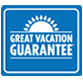 great vacation guarantee icon