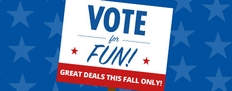 VOTE FOR FUN