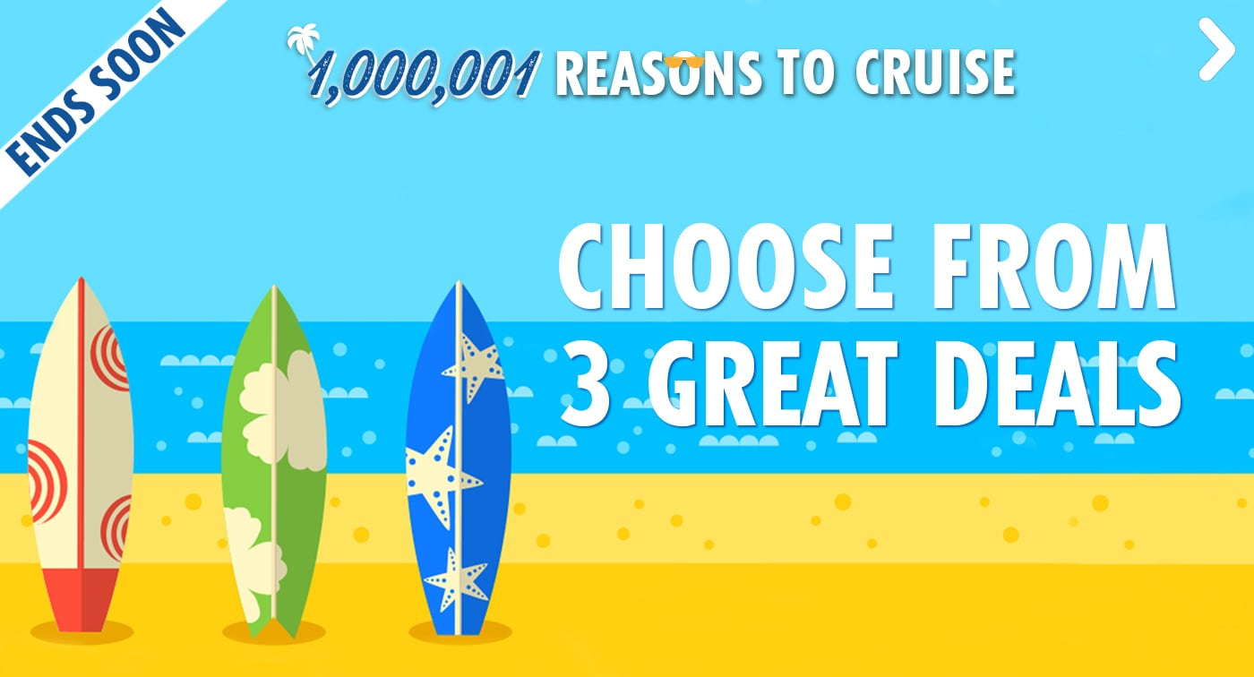 Choose From 3 Great Deals - SEE THIS DEAL