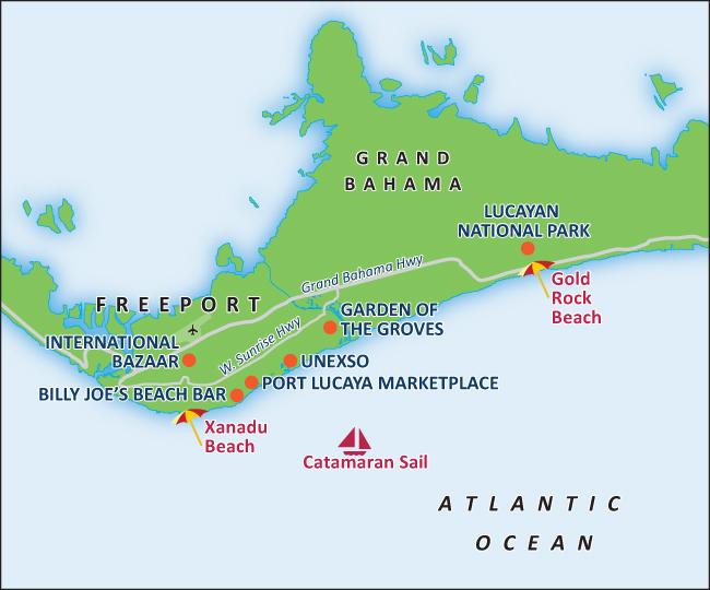 Freeport Bahamas Cruise Bahamas Cruises Carnival