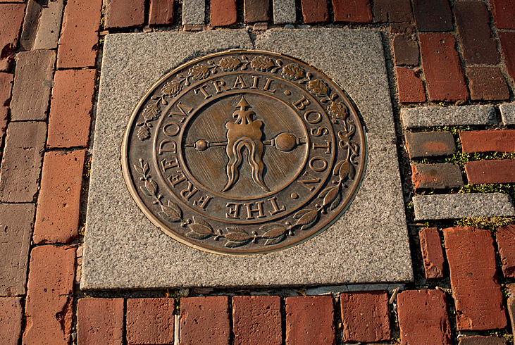 Follow the Freedom Trail