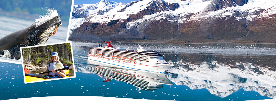 7 Day Alaska Cruise From Seattle WA  Carnival Cruise Lines