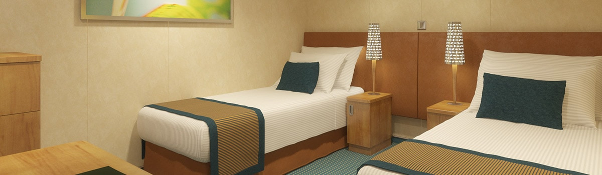Carnival Breeze Interior Stateroom