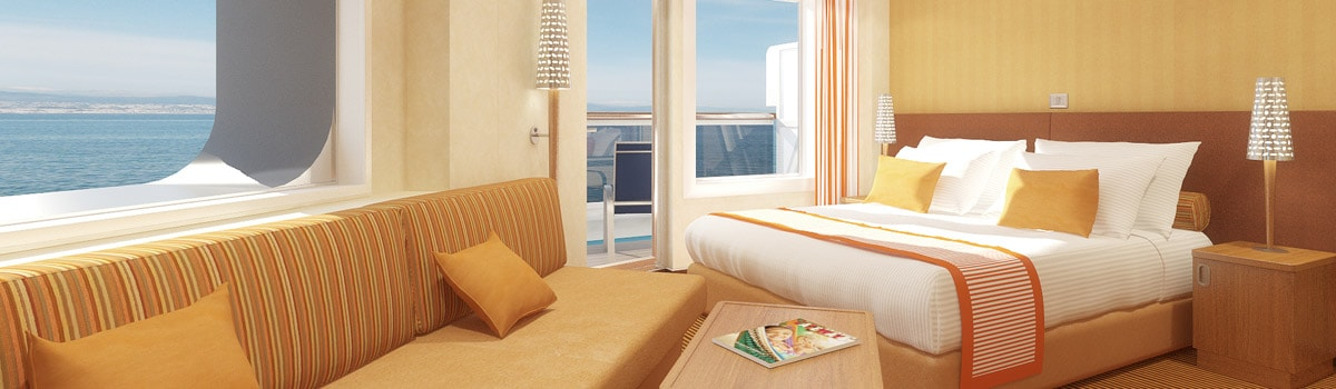 Carnival Breeze Junior Suite