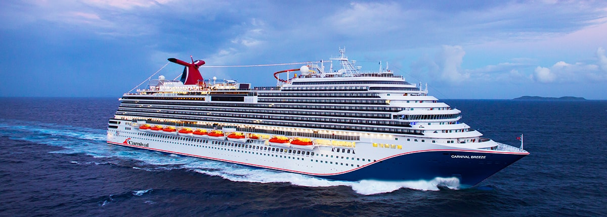 Explore Carnival Breeze