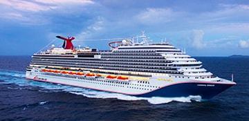 Cruise Ships Compare Ships Amp Cruise Ports Carnival