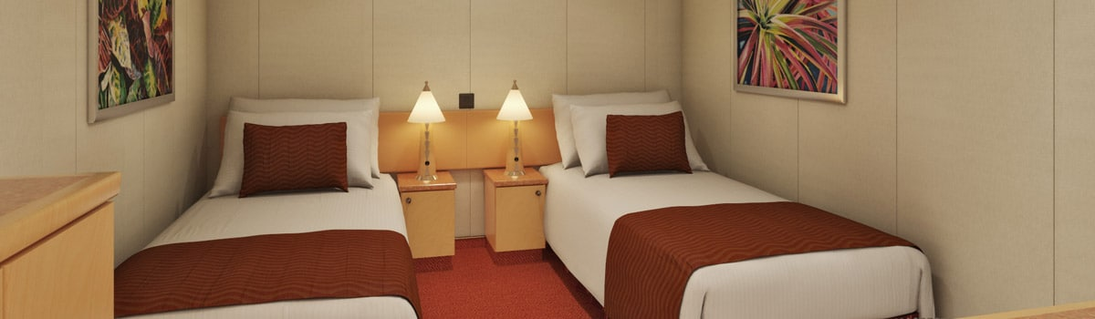 Carnival Dream Interior Stateroom