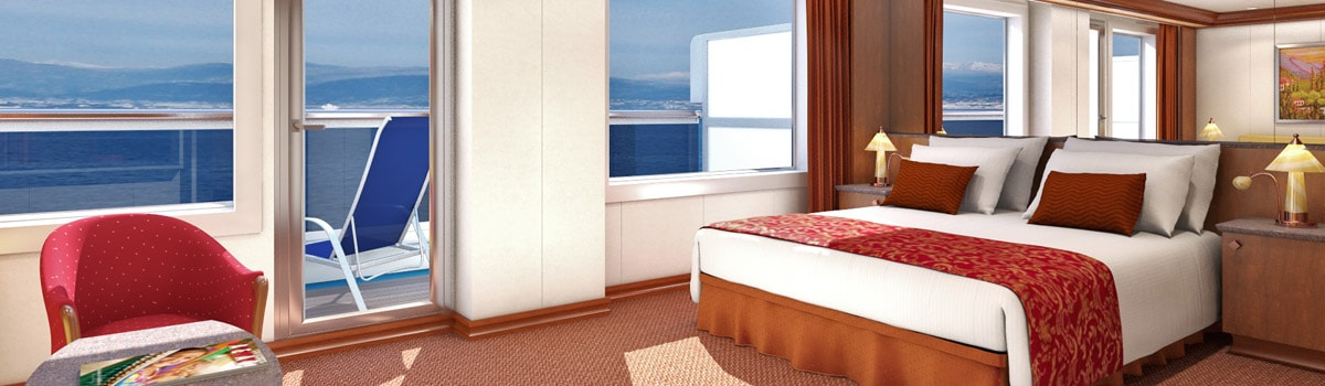 Carnival Dream Grand Suite