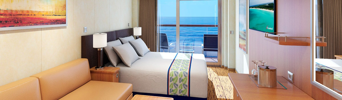 Carnival Elation Junior Suite