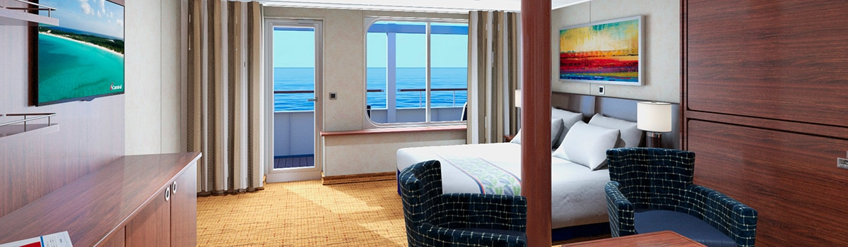 Carnival Elation Grand Suite