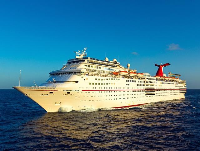 Carnival Elation Deck Plans Activities Sailings Carnival Cruise Line