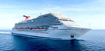 Cruise Ships | Compare Ships & Cruise Ports | Carnival Cruise Line