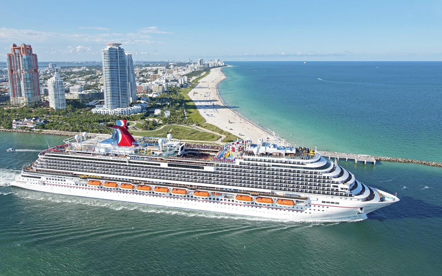 Carnival Horizon Voted Best New Cruise Ship Carnival