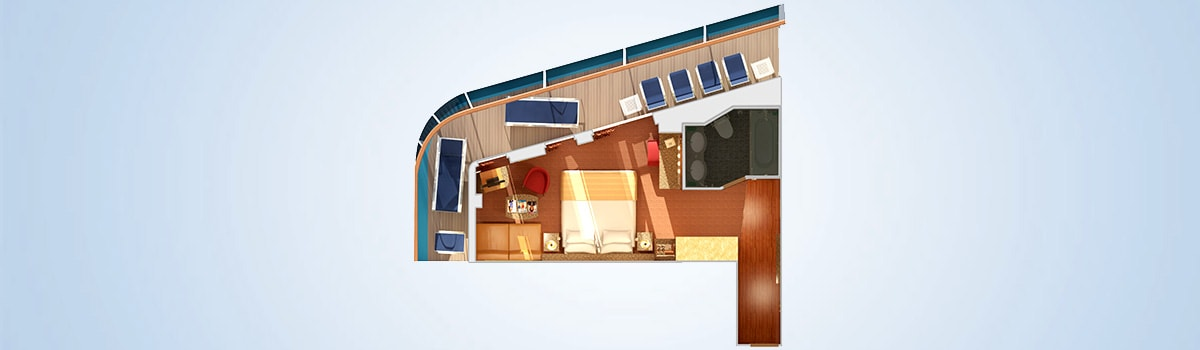 carnival miracle vista suite floorplan