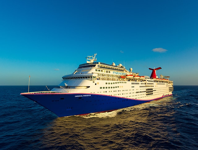 Carnival Paradise Deck Plans Activities Sailings Carnival Cruise Line