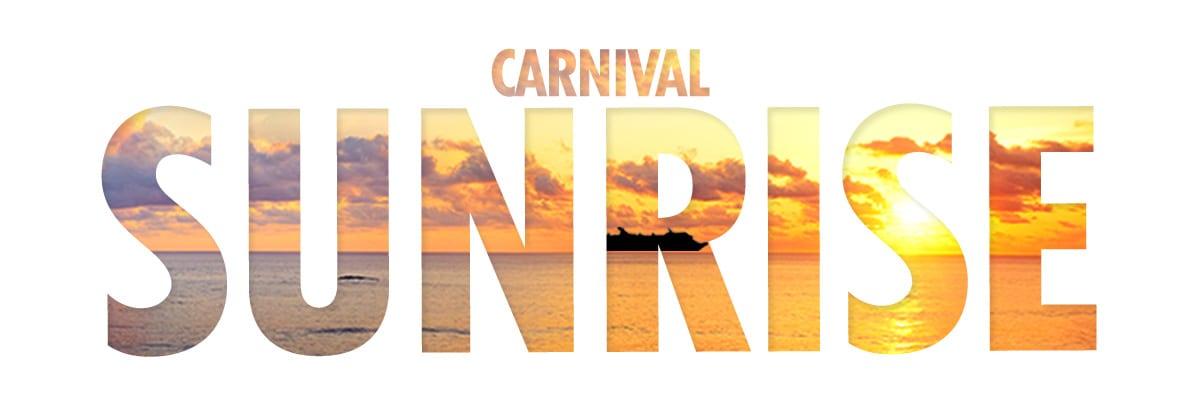 Carnival Sunrise (carnival.com)