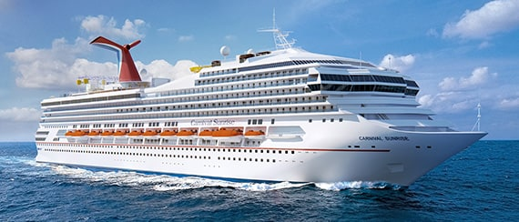 Carnival Sunrise Deck Plans Activities Amp Sailings