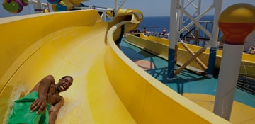 Explore onboard activities on Carnival cruises