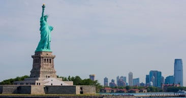 take a tour of the statue of liberty in new york city
