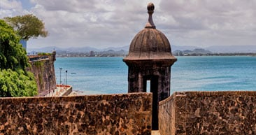 castillo san felipe del morro features best view of san juan harbor