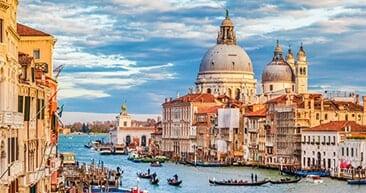 basilica-de-santa-maria-sits-by-canal-grande-in-venice-italy