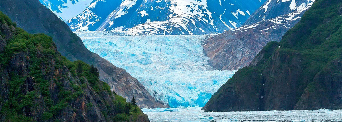 see glaciers up close cruising the inside passage