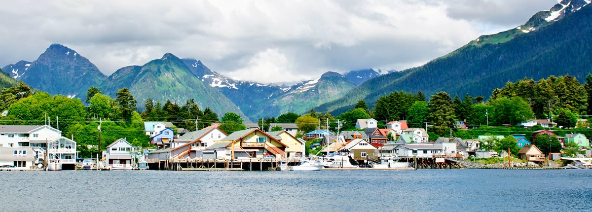 Visit Sitka with Carnival Cruise Line