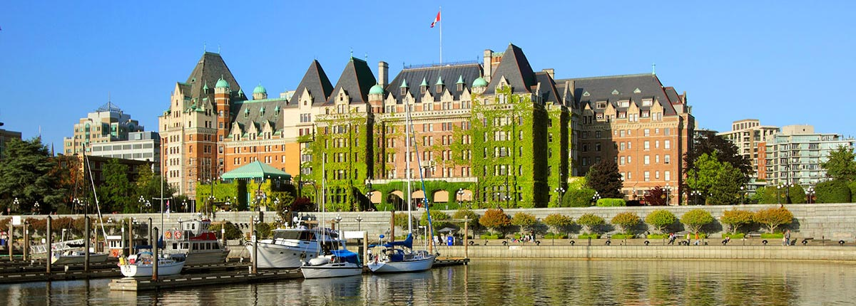 visit the empress hotel while in victoria, bc