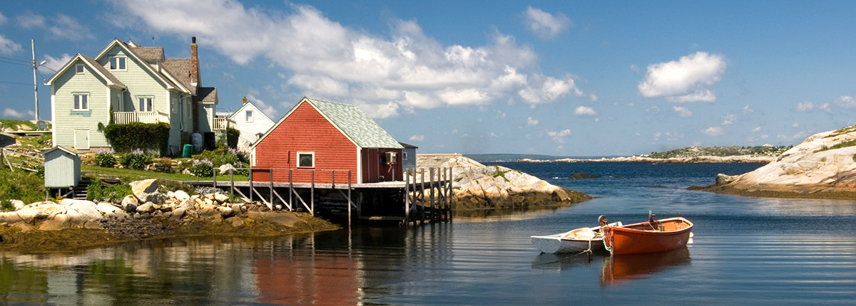 visit peggy's cove in halifax