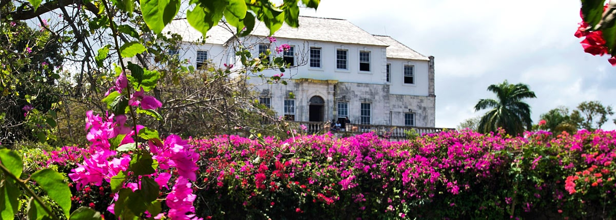 gorgeous views of rose hall house montego bay